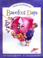 Cover of: Barefoot days