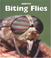 Cover of: Biting flies