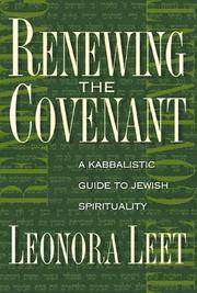 Cover of: Renewing the covenant