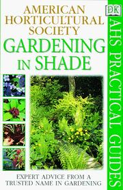 Cover of: Gardening in shade
