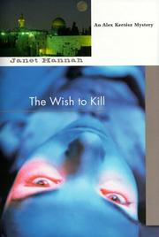 Cover of: The Wish to Kill