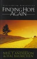 Cover of: Finding hope again: overcoming depression