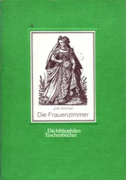 Cover of: Die Frauenzimmer