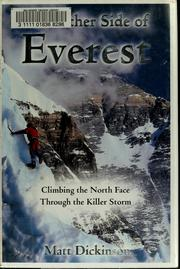 Cover of: The other side of Everest