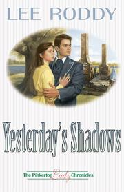 Cover of: Yesterday's shadows