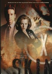Cover of: Skin: the X-files