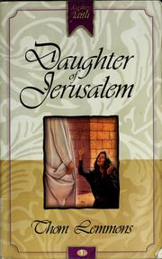 Cover of: Daughter of Jerusalem