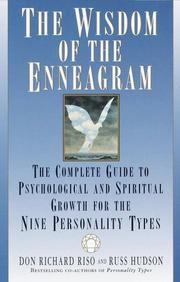 Cover of: The wisdom of the enneagram