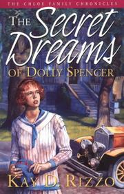 Cover of: The secret dreams of Dolly Spencer