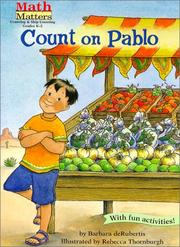 Cover of: Count on Pablo