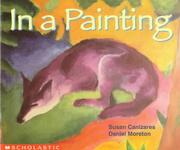 Cover of: In a painting