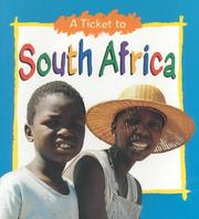 Cover of: A Ticket to South Africa