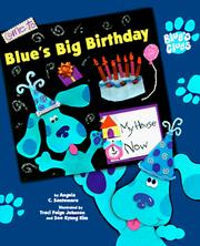 Cover of: Blue's Big Birthday (Blue' s Clues)