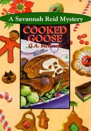 Cover of: Cooked goose