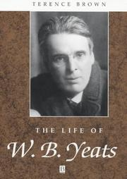 Cover of: The Life of W. B. Yeats