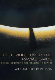 Cover of: The bridge over the racial divide: rising inequality and coalition politics