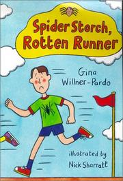 Cover of: Spider Storch, rotten runner