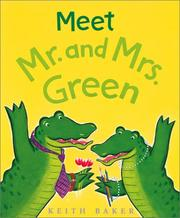 Cover of: Meet Mr. and Mrs. Green