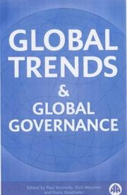 Cover of: Global trends and global governance
