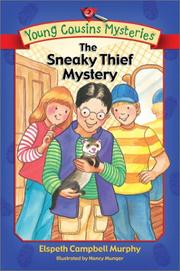 Cover of: The sneaky thief mystery