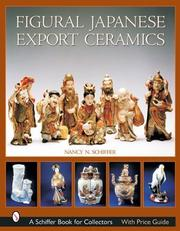 Cover of: Figural Japanese export ceramics