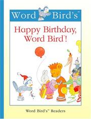 Cover of: Happy birthday, Word Bird