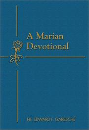 Cover of: A Marian devotional