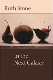 Cover of: In the next galaxy