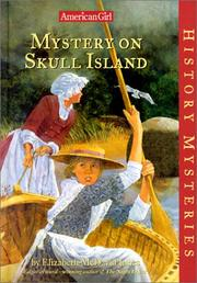 Cover of: Mystery on Skull Island