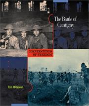 Cover of: The Battle of Cantigny