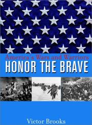 Cover of: Honor the brave