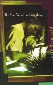 Cover of: The man who had everything