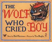 Cover of: The wolf who cried boy