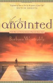Cover of: You are anointed