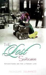 Cover of: The lost suitcase