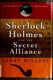 Cover of: Sherlock Holmes and the secret alliance