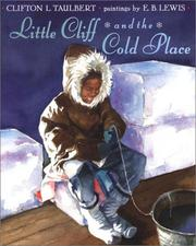 Cover of: Little Cliff and the cold place