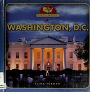 Cover of: Washington, D.C.