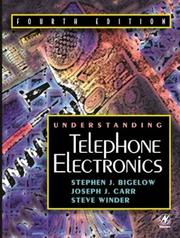 Cover of: Understanding telephone electronics
