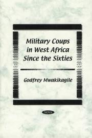 Cover of: Military coups in West Africa since the sixties