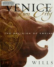 Cover of: Venice: Lion City: The Religion of Empire
