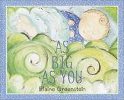 Cover of: As big as you