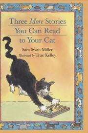 Cover of: Three more stories you can read to your cat