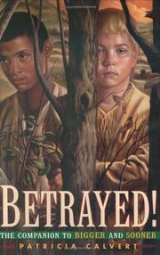 Cover of: Betrayed!