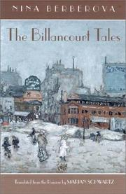 Cover of: Billancourt tales