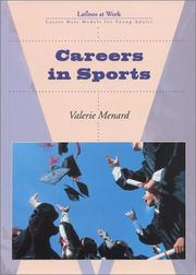 Cover of: Careers in sports