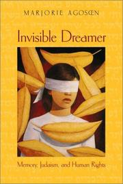 Cover of: Invisible dreamer