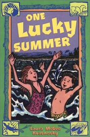 Cover of: One lucky summer