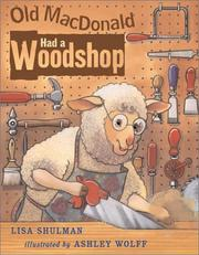 Cover of: Old MacDonald had a woodshop
