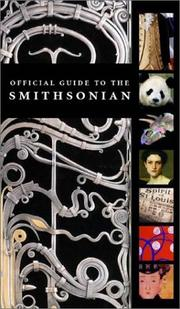 Cover of: Official guide to the Smithsonian
